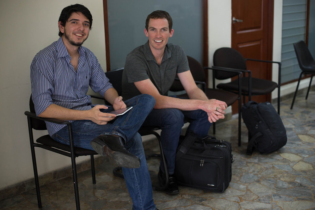 Both Jonathan, MedicSana's CIO and Guillermo, our Social Media Community Manager have gained insights from interviews.